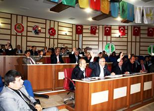 Anamur Belediyesi Nisan ayı Meclis toplantısı yapıldı
