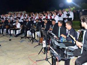 Anamur Belediyesi Türk Halk Müziği Korosu mest etti