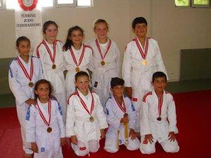 """Mersin'de """"Judo"""" onlardan sorulur"""