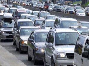 Mersin'in  araç sayısı 520 bine yaklaştı