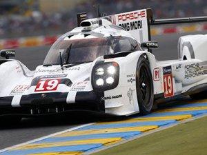 Le Mans'da kazanan Porsche oldu!