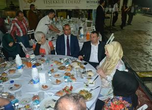 MİYSAD, İstanbul'daki Mersinliler'i iftarda buluşturdu