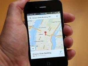 Google Maps'e müthiş özellik