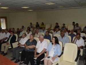 Yenişehir Kent Konseyi 12. Olağan Genel Kurulu yapıldı