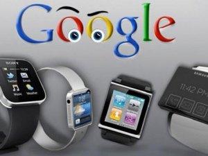 Google'ın yeni projesi: Google Saat
