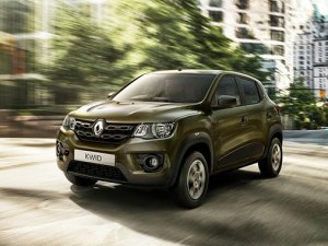 Renault'un yeni otomobili: KWID