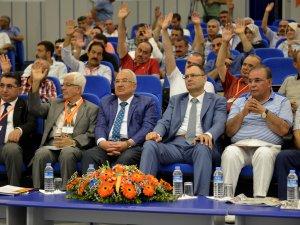 MTSOB 12. Genel Kurul Toplantısı yapıldı
