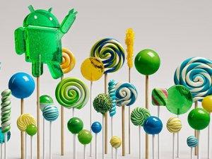 Lenovo'dan Android 5.0 Lolipop güncellemesi