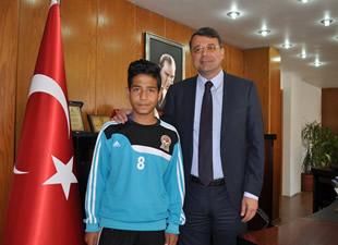Mehmet Kürşat Benli, Milli Takım'a seçildi, Silifke'nin gururu oldu