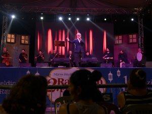 Mersin Büyükşehir Belediyesi'nin 2. Ramazan Etkinlikleri başladı