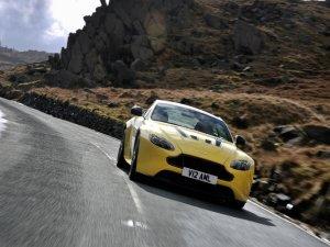 Aston'dan en hızlı Vantage modeli