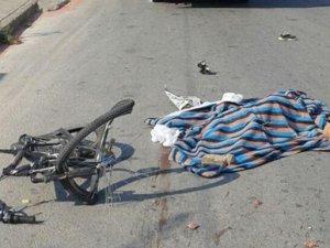 Mersin'de kamyonetin çarptığı çocuk hayatını kaybetti