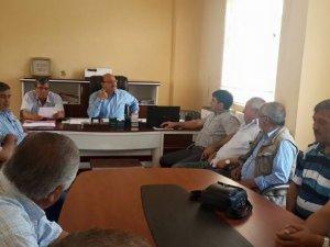 Gülnar Belediye Meclisi Olağanüstü toplandı