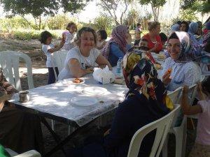 Anamur Sevgi Deryası öğrencileri piknikte eğlendiler