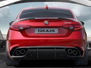 Alfa'nın yeni sedanı tanıtıldı
