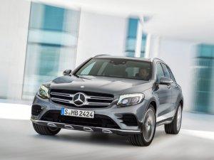 İşte yeni Mercedes GLC