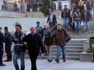 """Mersin'de """"Yolsuzluk Operasyonu""""nda tahliye çıktı"""