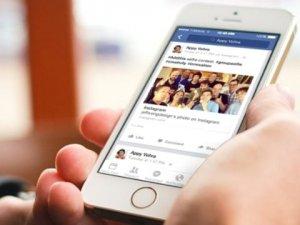 Facebook yeni İOS fotoğraf yükleme özelliğini test ediyor
