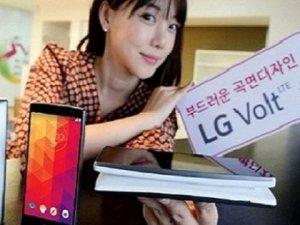 Lg'den 2 yeni akıllı telefon: Lg Volt 2 ve Lg Tribute
