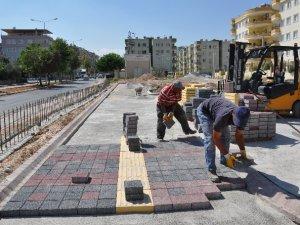 Tarsus'a ilk engelli parkı yapılıyor