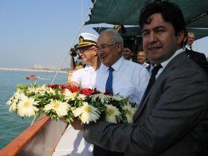 Mersin'de Denizcilik ve Kabotaj Bayramı coşkusu yaşandı