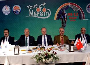 Mersin Uluslararası Bisiklet Turu, Anamur'dan başlayacak