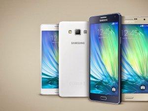 Samsung'un en ince telefonu: Galaxy A8