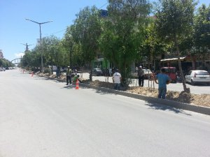 Mut'ta refüj düzenleme çalışmaları sürüyor