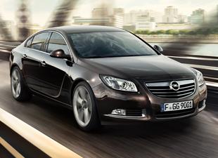 Opel Insignia Ekim'de satışta