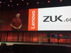 Lenovo, ZUK markasının tanıtımlarına başladı