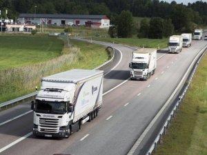 Scania'dan Euro6 için test sürüşü