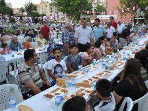 Silifkeliler, Belediye'nin iftarında buluştu