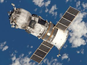 Progress 59 aracı, uzay istasyonuna ulaştı