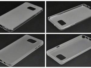 Samsung Galaxy Note 5 ve Galaxy S6 Edge Plus kılıfları ortaya çıktı!
