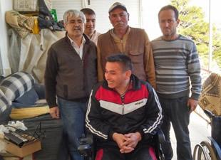 Anamur Engelliler ve Engelli Aileleri Dayanışma Derneği, çare olmaya devam ediyor