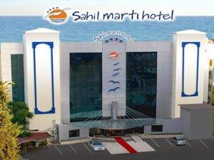 Sahil Martı Hotel, yeni turizm sezonuna yenilenen yüzüyle girdi