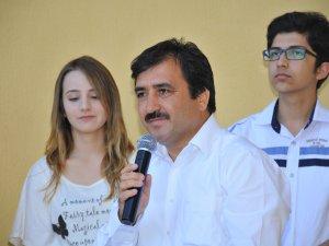 Şehit İbrahim Armut Fen Lisesi'nin YGS-LYS mutluluğu