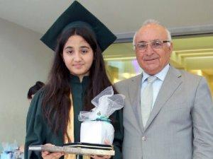 Türkiye birincisi Özel Toros Okulları'ndan