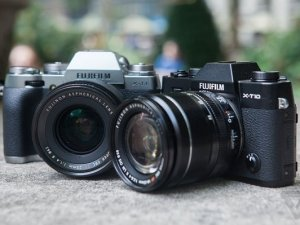 FujiFilm'in aynasız kamerası XT10'a genel bir bakış