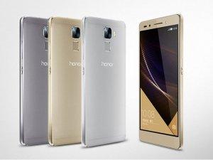 Huawei Honor 7 merakla bekleniyor