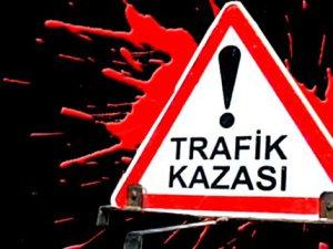 Anamur'da trafik kazası: 5 yaralı