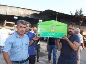 Mersin'de bir garip ölüm!