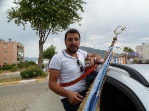 Anamur'da kaza: 1 kişi ağır yaralandı