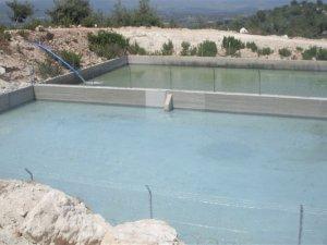 Tarsus'ta 80 çiftçinin su sorununu çözüldü
