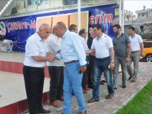Anamur Esnaf Kefalet Kooperatifi, iftar geleneğini bozmadı