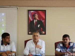 Mezitli'de taşeron işçilere devrim gibi karar