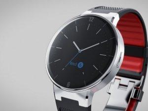 Alcatel'den OneTouch akıllı saatler