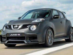 Nissan'dan 600 bg'lik yeni Juke-R!