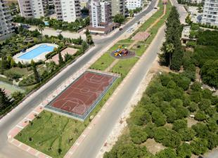 Yenişehir, rekreasyon alanına kavuştu