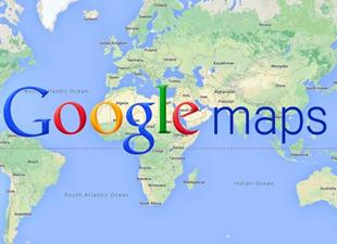 Google Maps'in ilginç özelliği!